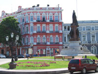 Odessa Downtown Car Rental